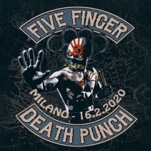 Five Finger Death Punch + Megadeth + Bad Wolves – 16.2.2020 – Milano – prijevoz
