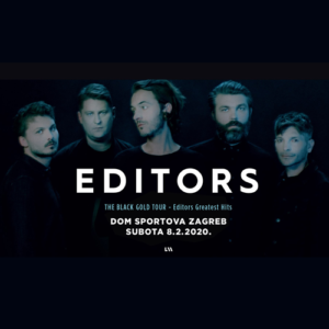 Editors – 8. 2. 2020 – Zagreb – prijevoz