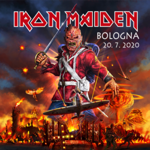 Iron Maiden & Airbourne and Lord Of The Lost – 20. 7. 2020 – Bologna – prijevoz