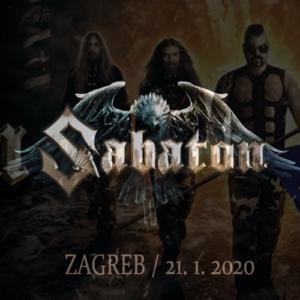 Sabaton – 21. 1. 2020 – Beč – prijevoz